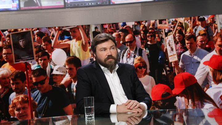 Паникёры опять планируют карантинный концлагерь, забывая о реальном мнении врачей - Малофеев