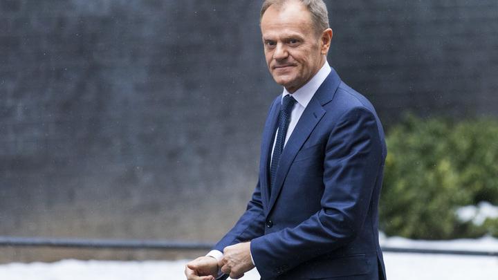 Туск педалирует дело Скрипаля для еще большего сближения ЕС и НАТО