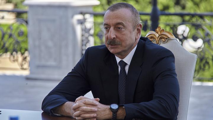 Баку готов к режиму прекращения огня в Карабахе, но есть нюанс: Алиев упрекнул Пашиняна