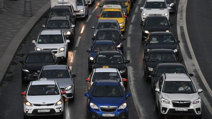 Видишь 05 - жди проблемы: Где живут самые наглые водители России