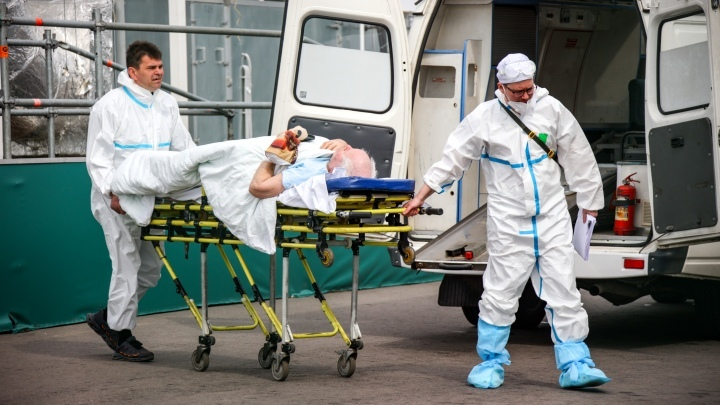 Еще пять человек умерли от коронавируса в Кузбассе, 201 человек заболел