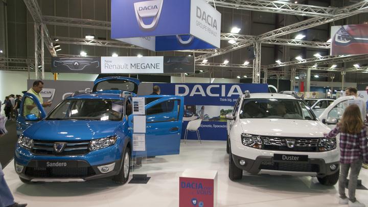 Dacia Duster дебютирует на рынке в следующем году