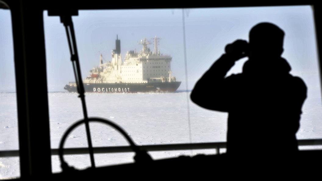 Глобальная битва за Арктику