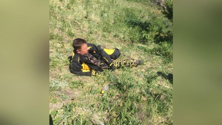 Семь часов спасения: в Челябинской области туристы получили серьезные травмы