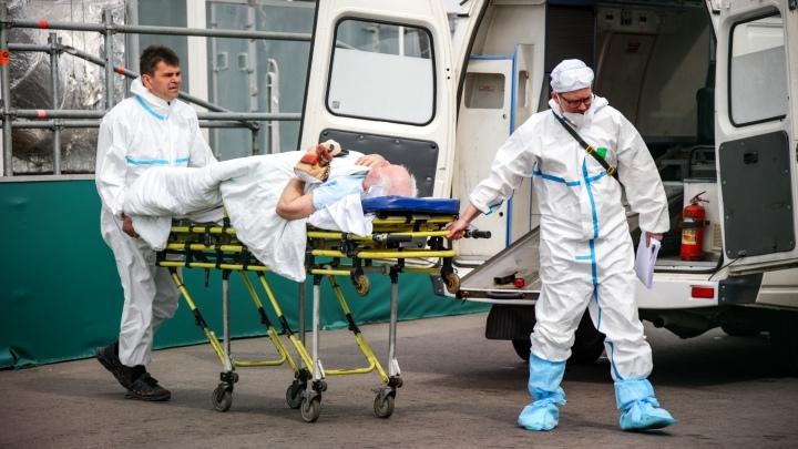 В Кузбассе 67 человек заболели коронавирусом, двое умерли