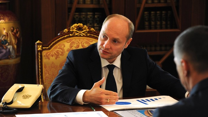 Человек, думающий о будущем России: Александр Галушка вошел в президиум ВРНС