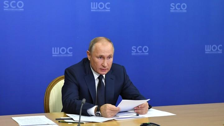 Говоря о Путине, в The Telegraph перешли все границы: Якобы умер, якобы рак...