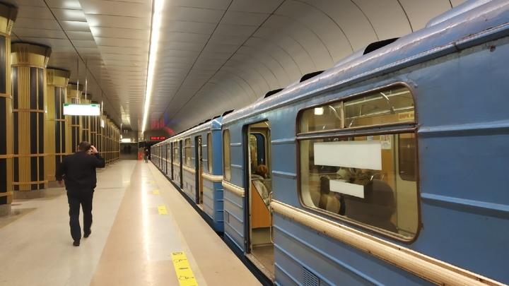 Новосибирский метрополитен не смог купить новый состав из-за пандемии