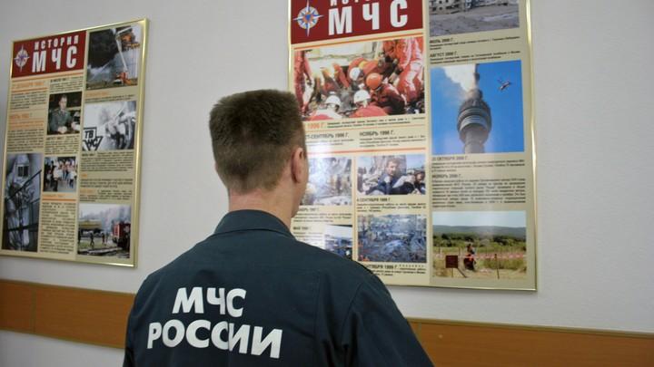 МЧС объяснило причину «взрыва» в доме на западе Москвы