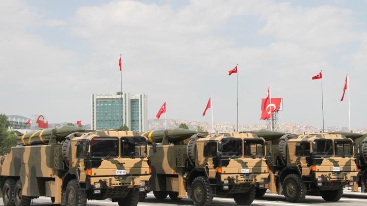 Турецкие Гёкдоган и Боздоган успешно поразили боевые цели