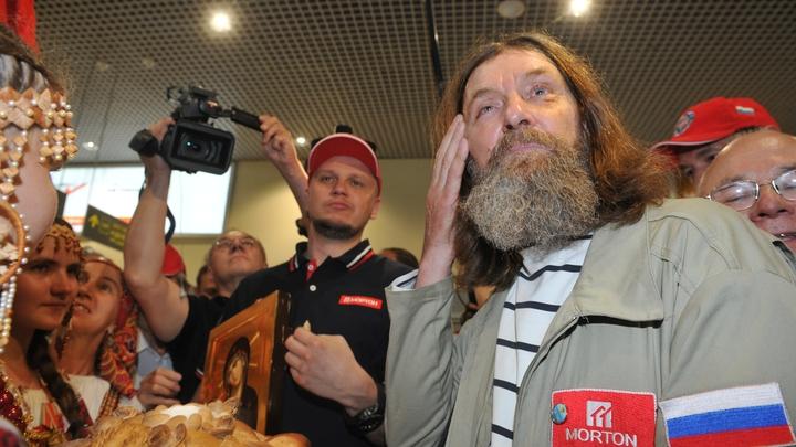 Федор Конюхов заложил в Соль-Илецке часовню в честьНиколая Чудотворца