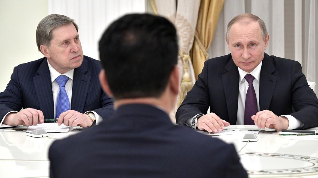 Президент Южной Кореи выразил заинтересованность всотрудничестве сРоссией