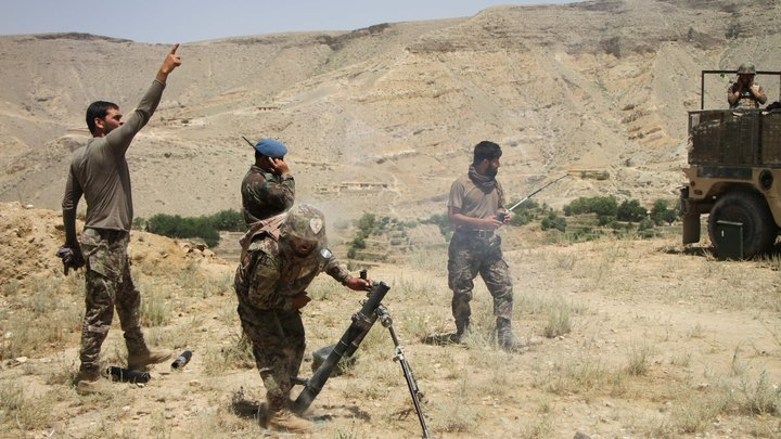 В США прокомментировали обстрел четверых солдат на военной базе в Афганистане
