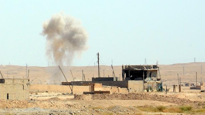 Пентагон попытался оправдаться за инцидент с наступлением боевиков в Идлибе