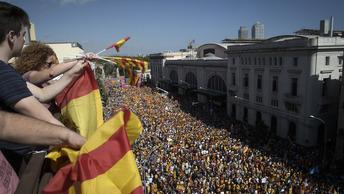 Власти Каталонии: Мы готовы сесть за стол переговоров