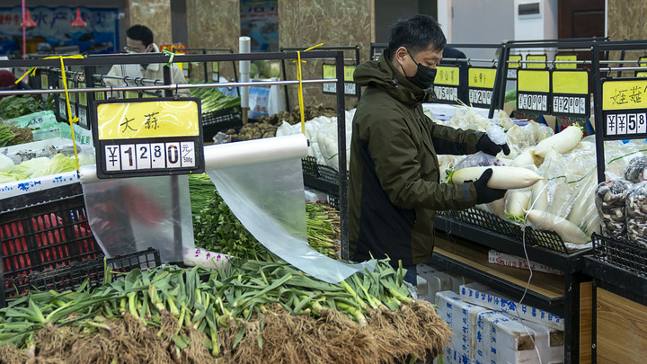 Началось не с рынка: Китайские ботаники заявили о нулевом носителе коронавируса