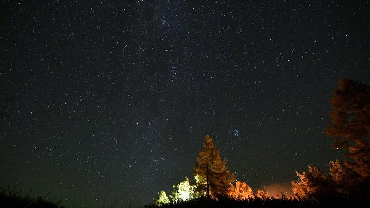 В октябре жители Кубани увидят сразу два звездопада