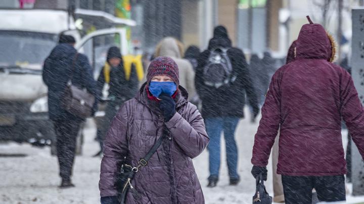 Как не замерзнуть в -40: советы от МЧС Челябинской области