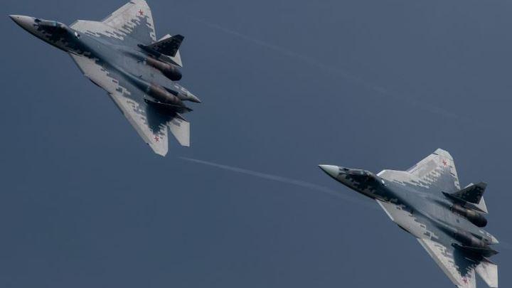 Уникальный радар С-57 гарантирует победу над F-35, F-22 и J-20  - эксперт