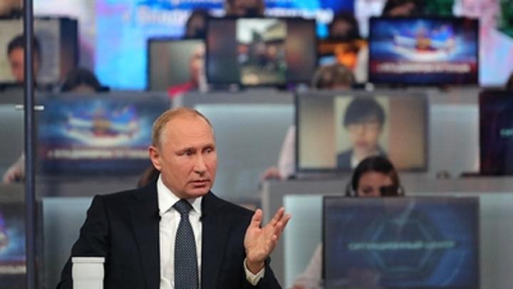 «Вы - тот, кто решает проблемы»: Джефф Монсон записал обращение к Владимиру Путину на английском языке