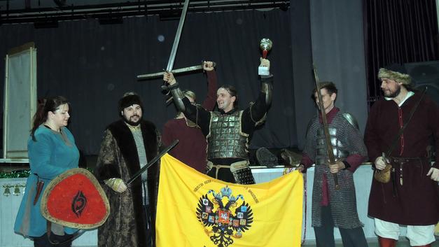 Под Владимиром прошел турнир по мечевому бою «Богатырская удаль»