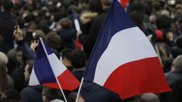 FAKE POLLS во французской политике