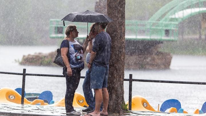 Штормовое предупреждение объявили в Челябинской области: погода резко портится