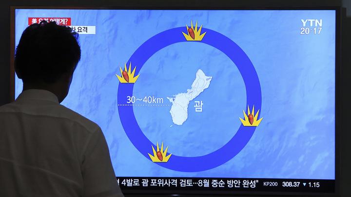 США и Южная Корея проводят крупнейшие учения по сдерживанию КНДР