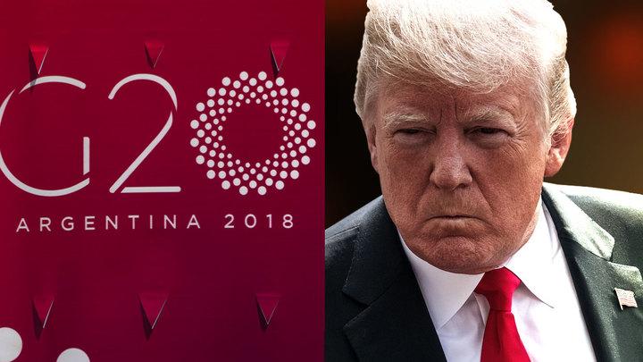 G20: Трамп «засучил рукава» перед встречей с Си Цзиньпином