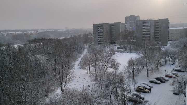 В Челябинске вывели на расчистку снега 1400 дворников и 177 единиц техники