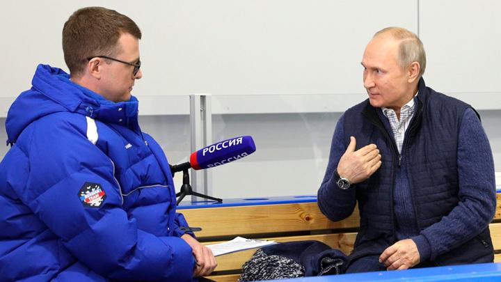 Что сказал Путин об Украине и НАТО