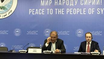 Представитель сирийской оппозиции заявил о внешнем давлении перед конгрессом в Сочи