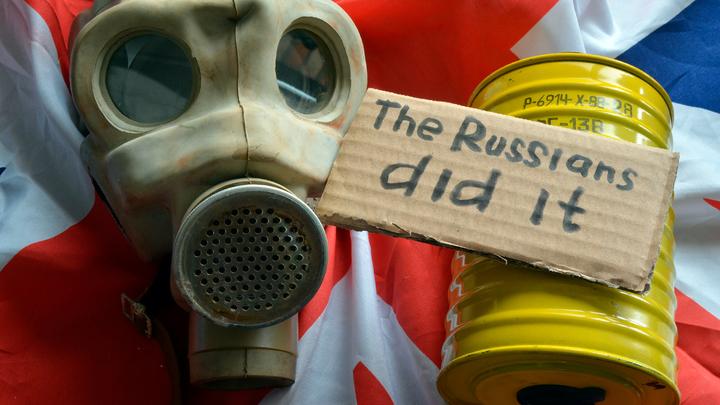 Британия готова запустить Скрипалем в Россию