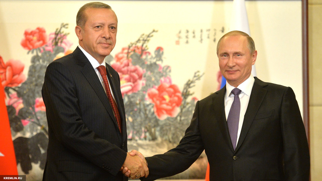 Кремль раскрыл темы переговоров Путина и Эрдогана в Сочи