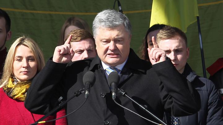 Отстающий от Зеленского Порошенко прикрылся Галкиным и Петросяном