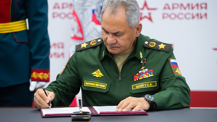 Согласия не требовалось: Шойгу раскрыл интригу со списком Путина