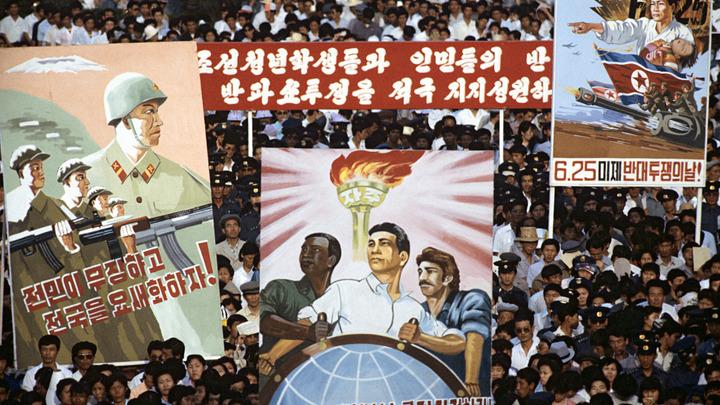 Пресса КНДР впервые отказалась критиковать США