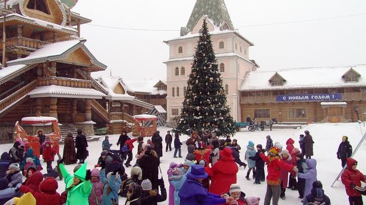 Как интересно провести новогодние праздники в Москве и Подмосковье
