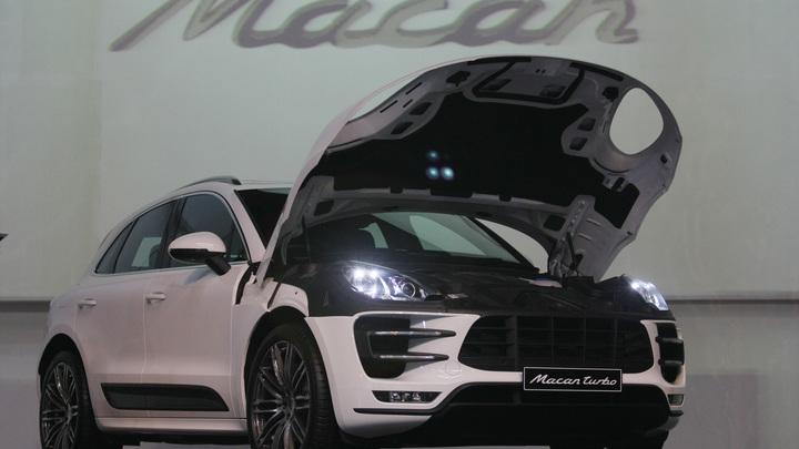 Renault слижет у Porsche платформу для нового кроссовера