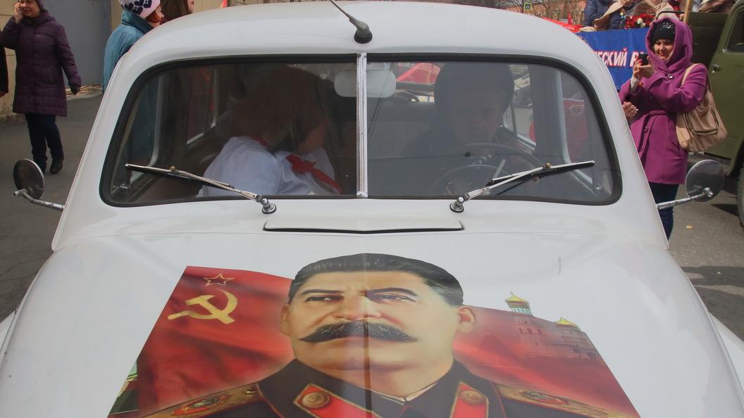 Большинство в России считают необходимой память о преступлениях Сталина