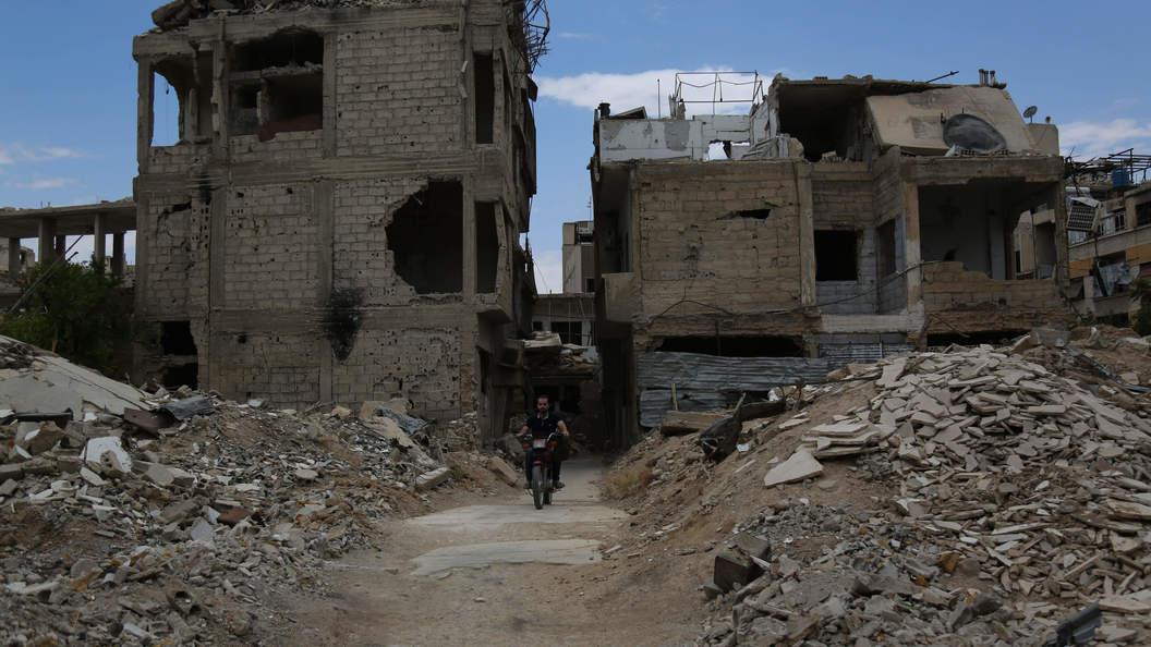 Коалицией воглаве сСША был сбит сирийский истребитель врайоне Ракки