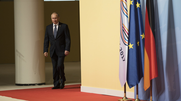 Путин назвал качества, необходимые истинному лидеру