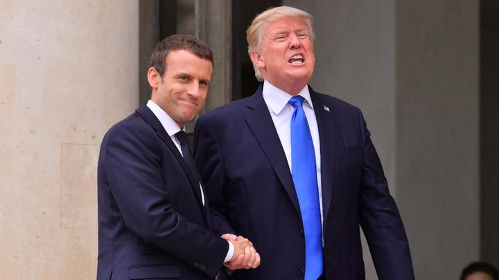 США и Франция пытаются через Россию давить на Сирию