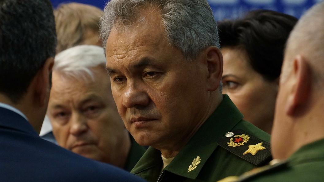 Шойгу связал гарантии независимости РФ сосвоением Арктики