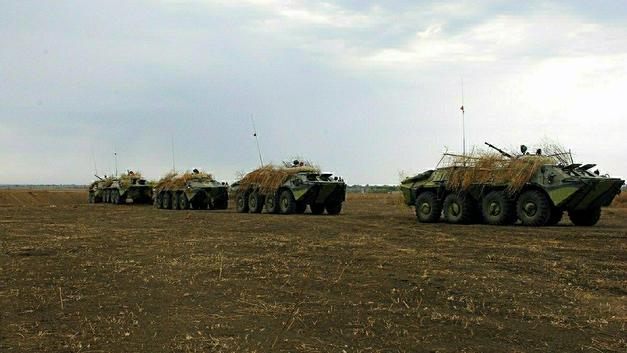 Они нам угрожают: Киев испугался миротворцев России в Приднестровье