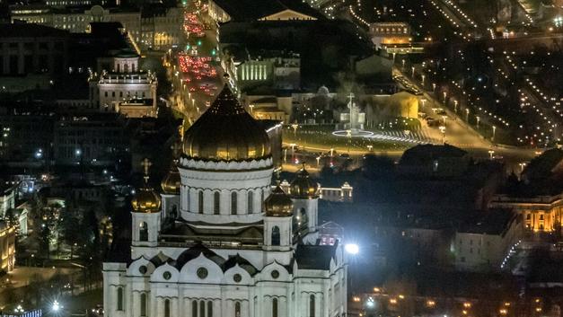 Рождественскую службу в Храме Христа Спасителя будут транслировать онлайн