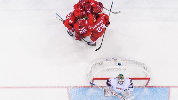 Россия отказалась от изменений в составе перед матчем с чехами