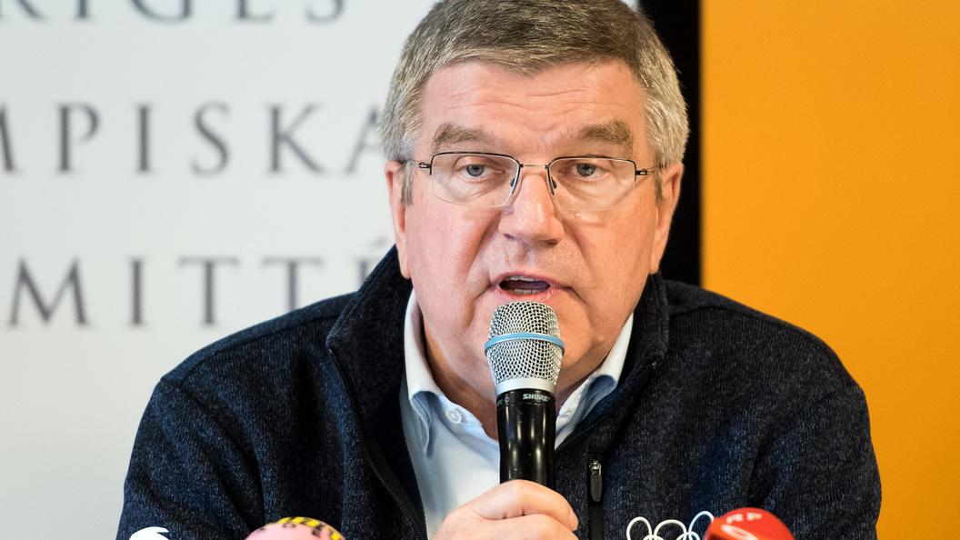 Руководитель МОК призвал международные федерации лишать квот задопинг