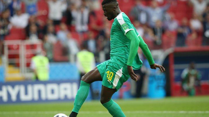 М'Байе Ньянг признан лучшим игроком матча Польша – Сенегал