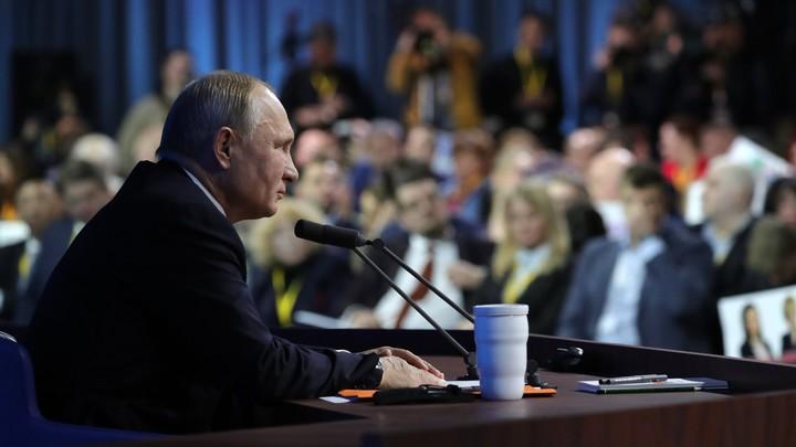 Природа. Родина. Народ: 66 вопросов не утомили Владимира Путина